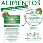Hola #madrid! somos #voluntarios de @Aaqua_es ¿Nos puedes ayudar a difundir? #Dona #Comida #ComedoresSociales https://t.co/BNB2WcZfwX