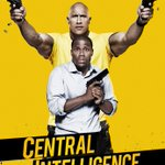 Here's the first look poster of #CentralIntelligence. https://t.co/rW8EYRff3D