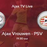Lukte het niet om live bij te wedstrijd te zijn? Dan kan je wel live op Ajax TV kijken. https://t.co/s1SWxnGWTF https://t.co/s2oHbkrKXY