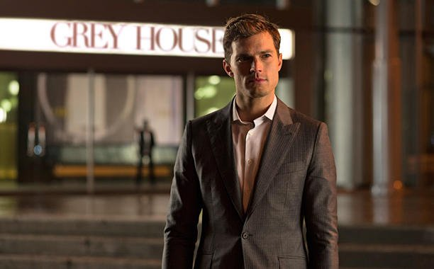 Jamie Dornan is 'looking forward' to returning for the FiftyShades sequel: