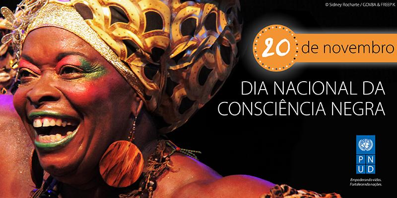 O Brasil é o país c/ a 2ª maior população negra no mundo, atrás apenas da Nigéria. Celebre o #DiadaConsciênciaNegra! https://t.co/bxkmr4eGvY