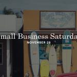 Shop local. Shop Small. #SmallBizSat https://t.co/BsKtZzzfBx