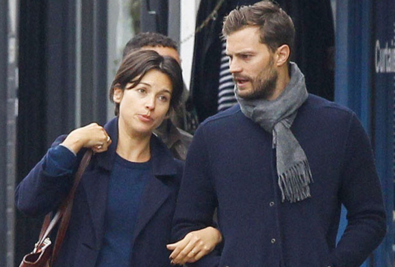 Jamie Dornan and his wife are expecting baby no. 2! ❤️
