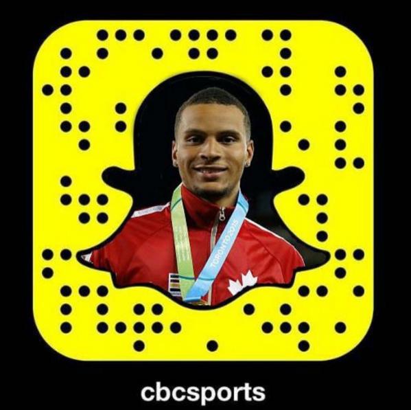Lakers Snapchat