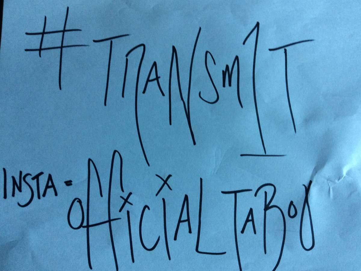 Check out my boy @tabbep's official video #TRANSM1T https://t.co/W8sWz3ZmZm https://t.co/2XswBVZq2R