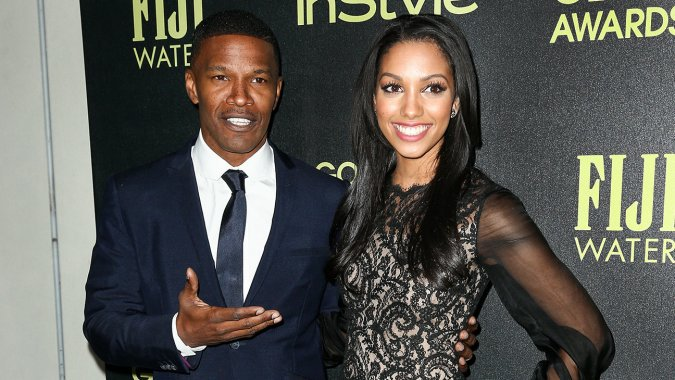 Jamie Foxx's Daughter on Being Named Miss Golden Globe: It's Like a