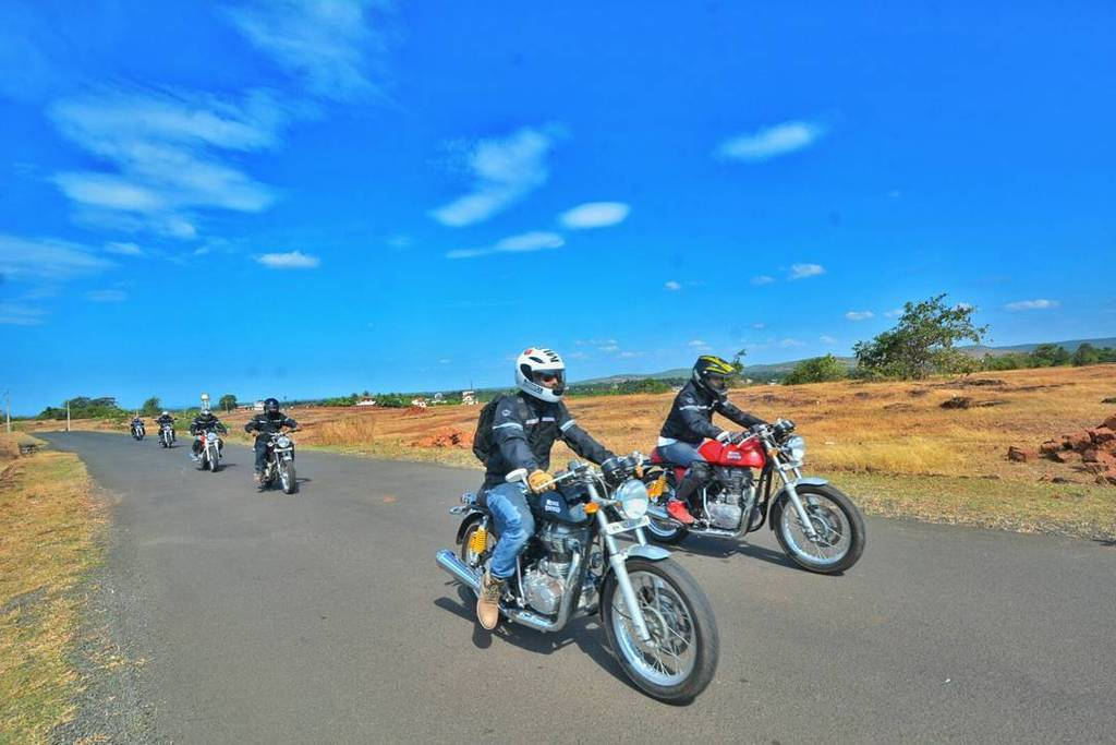 In this @royalenfield #RiderMania coastal ride,  I ended up making friends for life. https://t.co/kP9I1P8vOH