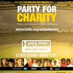 Log onto https://t.co/CslCYcVTCz and party for charity #HardwellGuestlist @ketto https://t.co/hXt6ApD5lc