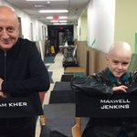 RT @ieEntertainment: .@AnupamPkher finds it challenging to perform with child actor @MaxwellJenkins8 | https://t.co/PIG2aP9Teb https://t.co…