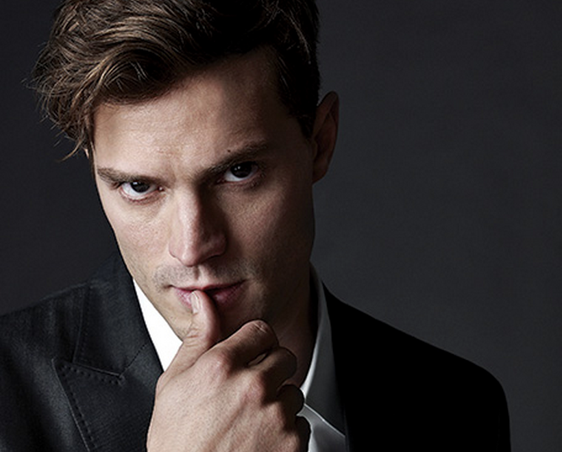 Anxiously awaiting Jamie Dornan's next big screen romp as Christian Grey? So is he: