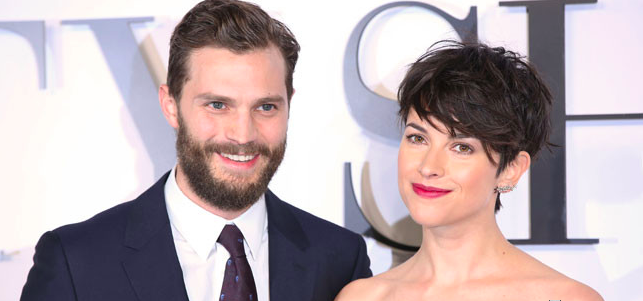 Jamie Dornan expecting baby number two