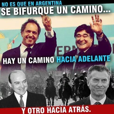 Yo Tengo Confianza! Ningun Argentino se Quiere Suicidar! #MejorScioli #ScioliPresidente RT https://t.co/mVZ0RHbnlC