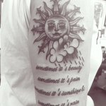 RT yas_x: LittleMix #aboutgetweird have you seen my Clued Up lyrics tattoo ? 🌦 https://t.co/UCIiXPDdMS … … … https://t.co/6sx4np4jM2
