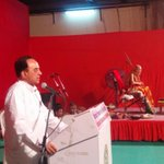 RT @jagdishshetty: Dr @Swamy39 speaking at Mumbai Ghatkopar at Felicitation of Jagadguru  Sri Jayendra Saraswatiji on his 81st Jayanti http…