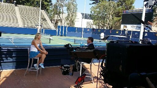 New @TennisChannel feature on tonight at 5:30pm. Brett Haber walks me down Memory lane, with topics I rarely cover ???? https://t.co/ST9JUhnd4t