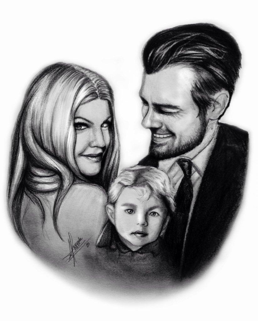 RT @LITSmovie: Loving this drawing of @Fergie, lil Axl & @joshduhamel by @bruno_arandap! #familygoals https://t.co/3NzZOaBEtI