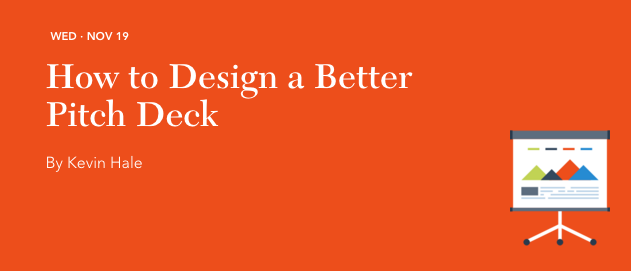 How to build a better slide deck—great practical advice from Y Combinator / @ilikevests https://t.co/z4fKiPkk7o https://t.co/TaoNNnN8F1