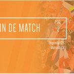 RT FCLorientOff: Fin du match : le FC Lorient sincline face au PSG_inside. #FCLPSG https://t.co/3gP04Hg45H … … https://t.co/XNMuLQL0qq
