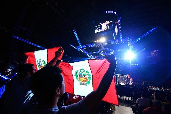 Felicidades #Peru @ElFuerteBarzola gana #TUFLatinoamerica y pone su bandera en el mapa de #UFC https://t.co/7vVAqZSlCP