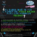 Sí aún no tienes tus #BoletosPriceShoes. Entra ya y llévatelos! https://t.co/0K6FKqjYGl https://t.co/IHtLlCouKr