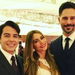 Sofia Vergara and Joe Manganiello get ready for the big day with a pre-wedding party: https://t.co/6a1Mpx3MlZ https://t.co/EZV5gOhwH5