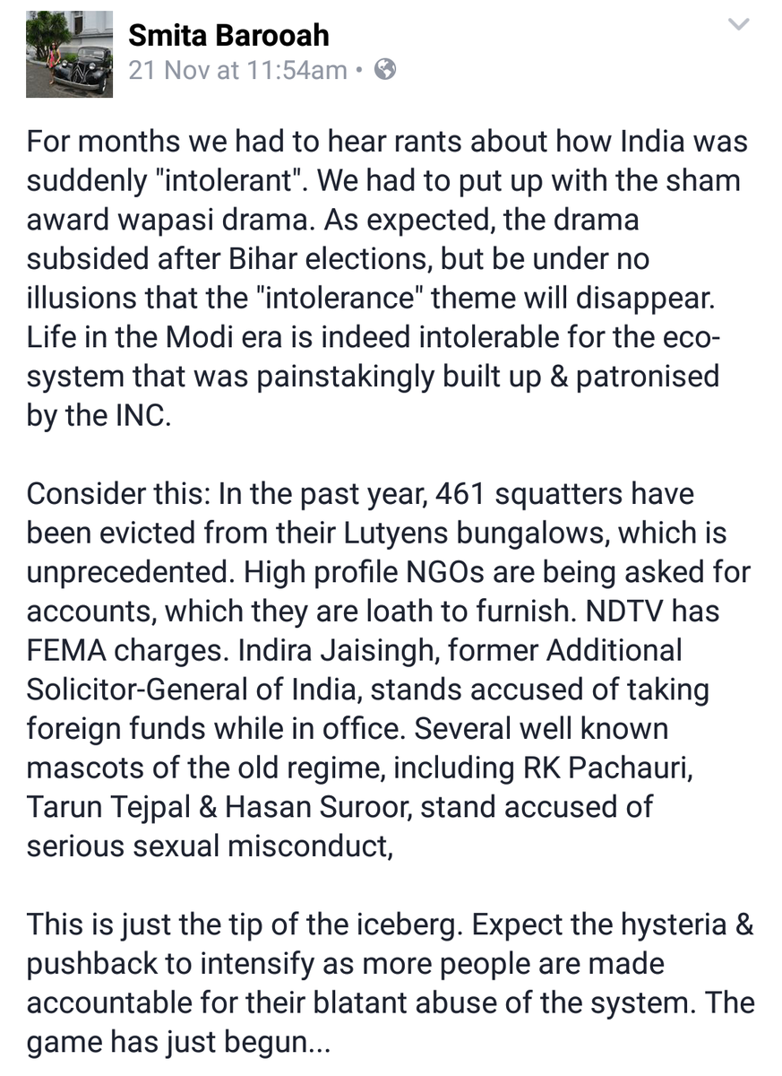 In Modi's intolerant India.... (Via @smitabarooah) https://t.co/DqKKM7rqys