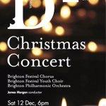 ???????????????? Booked yet? Fab Family Xmas Concert #Brighton Trailer: https://t.co/Iw1boCEdPa Tkts : https://t.co/Pt2372zEJn https://t.co/429U1a6LLF
