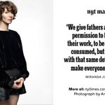 Miranda July on the missing support for working mothers https://t.co/w5xwRE7YX7 https://t.co/vgTQi43Mdt