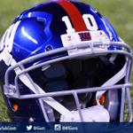 Captains: QB Manning, DT Jenkins, LS DeOssie, LB Kennard - The #Giants will start on offense first! #LETSGO https://t.co/hKljNVG81r