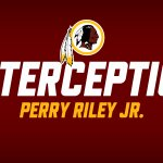 WHAT A GRAB. Perry Riley Jr. snags his 2nd pick of 2015. #NYGvsWAS https://t.co/YprzVEtXtu
