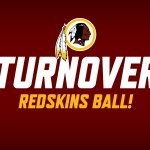 TIP DRILL. Ball gets knocked loose, Will Blackmon goes up and picks it. Thats two now for the #Redskins. https://t.co/MQjM6c0YM4