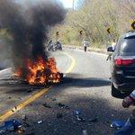 #NotiAhora Participante del Motofest a celebrarse en Huatulco, se accidenta en Chipehua #Oaxaca https://t.co/IVsM3Da8rd