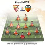 11 INICIAL | Estos son los elegidos para disputar el #sevillaVCF -> https://t.co/PuG7GpZtHS https://t.co/mOtLLT2gMK