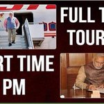 Modi managing his time in this way - Lol #EkJumlaInParis https://t.co/qWlPfdQNO1