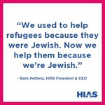Take a stand for refugees now! https://t.co/LMx3CyIOeJ Please RT if your people were refugees too! https://t.co/B0sKgwqhnd