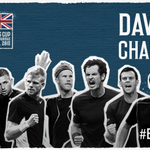 Weve done it! Aegon GB @DavisCup Team are 2015 Davis Cup Champions! #BackTheBrits #HistoryMakers https://t.co/VSa6CPdxb4