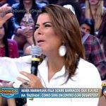 """""""Meu nome é mara, não é Dilma não, eu sou a Carminha do bem!"""" KKKKKKKKKKKKKKKKKKKK #MaraNoDomingoShow https://t.co/lCVn7OyaA4"""