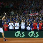 Great Britain have won the Davis Cup for the first time since 1936! #DavisCupFinal #BackTheBrits https://t.co/srzEi7YJxZ