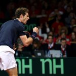 Andy Murray has won the @DavisCup for Great Britain! https://t.co/ezLZCXibUR https://t.co/hDld0CdLoV