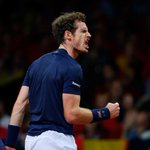 .@andy_murray has done it! Straight sets win hands Great Britain a first Davis Cup title in 79 years! #HistoryMakers https://t.co/j31swoHugb