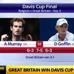 BREAKING: Great Britain win the Davis Cup. More here: https://t.co/tV9FAFEElM #SSNHQ https://t.co/dkLS35ddXS