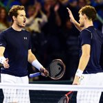 Congratulations @andy_murray, @jamie_murray and the rest of Team GB on their historic Davis Cup victory! #GGTTH https://t.co/ZGreygBtch
