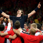 This is what it means to win the #DavisCupFinal...  https://t.co/IONAlqdbSt #bbctennis https://t.co/dQgQG0kZYp