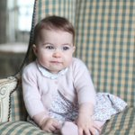 Princess Charlotte looks royally cute in a new set of photos released today https://t.co/3nYonq69xN https://t.co/bddhYSQ3NZ