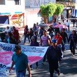 https://t.co/0fqN9aRO5S Sólo marcha realizará Sección 22 este domingo #Oaxaca #EvaluaciónDocente https://t.co/JbcYaamRn1