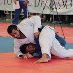 Segundo día de actividades del Nacional de Judo en Oaxaca. Excelente nivel mostrado por los judocas @GabinoCue https://t.co/QcCx8rTwiX