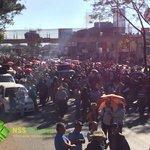 https://t.co/SJ9MPWYVJx Por segundo día consecutivo, marchan maestros en contra de la evaluación docente #Oaxaca https://t.co/IV0lR5u29S