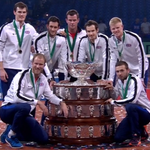 Unbelievable! Andy Murray wins the #DavisCup for GB Full story: https://t.co/IONAlqdbSt #DavisCupFinal #bbctennis https://t.co/UlHArjg7Eh