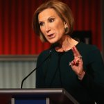 """Fiorina: connecting Planned Parenthood attack to videos is a """"left-wing"""" tactic https://t.co/dqB7rYrrle https://t.co/IxyCx5gDgC"""