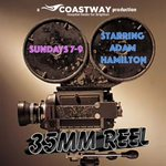 At 7pm join @AdzHamerz live for 35mm Reel - a brand new show here on Coastway #Brighton https://t.co/O3rnyf4UnB